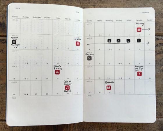 Pernilles Kalender